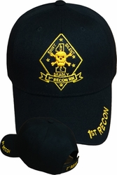 Wholesale Suppliers Wholesalers, Products - Military Army Style Hats | Wholesale Caps & Hats - MI-462 1st Recon Marine