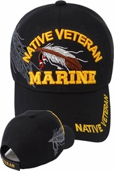 Wholesale Suppliers Wholesalers, Products - Military Army Style Hats | Wholesale Caps & Hats - MI-504 Native Marine