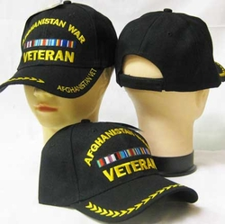 Custom Personalized Gifts, Military Bulk Wholesale Hats Cheap Discount Free Shipping - CAP782 AFGHANISTAN Vet