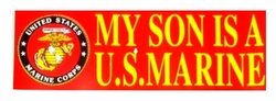 Military Bumper Stickers Wholesale Bulk Suppliers - BDCL Marine Son. Military Decal