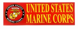 Military Bumper Stickers Wholesale Bulk Suppliers - BDCL Marines. Military Decal