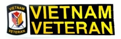 Military Bumper Stickers Wholesale Bulk Suppliers - BDCL Vietnam Vet. Military Decal