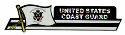 Military Bumper Stickers Wholesale Bulk Suppliers - DCL Coast Guard. Military Decal