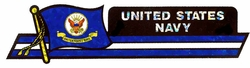 Military Bumper Stickers Wholesale Bulk Suppliers - DCL Navy. Military Decal
