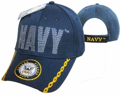 Wholesale Clothing, Shop Clothing Apparel T-Shirts Hats Wholesale Bulk US Military CAP596D NAVY