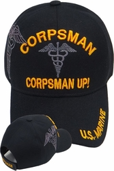 Clothing Apparel T-Shirts Hats Wholesale Bulk US Military - MI-286 Marine Corpsman