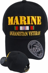 Clothing Apparel T-Shirts Hats Wholesale Bulk Military - MI-322 Afghanistan Veteran