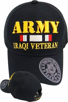 Clothing Apparel T-Shirts Hats Wholesale Bulk Military - MI-323 Iraqi Veteran