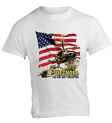 Wholesale Military Clothing Apparel Vietnam Veteran T Shirts Bulk - MSC Distributors