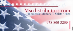 Military T Shirts Hats Wholesale - MSC Distributors