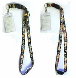Military Wholesale Bulk Suppliers - LAN Air Force Camo. Military Lanyard