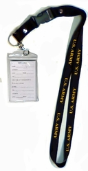 Military Wholesale Bulk Suppliers USA - LAN Army. Military Lanyard