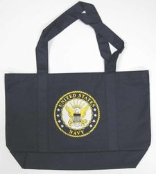 Military Wholesale Bulk Suppliers USA - TOTE Navy1. Navy Tote Bag