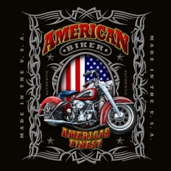 Wholesale Products - American Biker Graphic T-Shirts, Women's T-shirts, Polo Shirts, Hoodies, Wholesale Prices - 21167