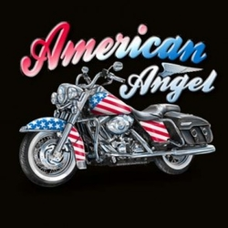 Wholesale Products - American Angel Graphic T-Shirts, Women's T-shirts, Polo Shirts, Hoodies, Wholesale Prices - 21182