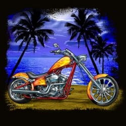 Motorcycle Graphic T-Shirts, Women's T-shirts, Polo Shirts, Hoodies, Wholesale Prices - 21184