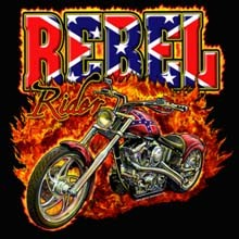Wholesale Funny Rebel Motorcycle Products T Shirts Hats for Resale Online - 22157n