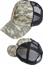 Wholesale Clothing, Products Resale Online - Blank hats, Beanies, Trucker Hats, Snapback Hats and more, Wholesale Prices - MS-095 Cotton Trucker Mesh