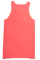 Wholesale Tie Dye Tank Tops Neon Coral in Bulk, Wholesale Clothing and Apparel - MSC Distributors