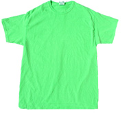Wholesale Neon Color T-Shirt, Colorful T-Shirts Retailer, Wholesale Tee Shirt Company - NEON GREEN
