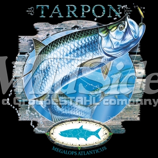 Bulk, Saltwater Fishing Bulk T Shirts Wholesale Suppliers - p-63911-14412-13x14-tarpon-salt-water[1]
