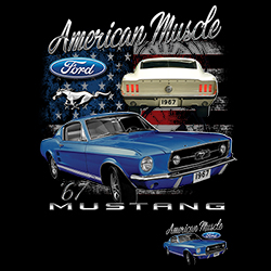 Shop Ford Classic Car T-Shirts Men's Women's Online - Bulk Wholesale T-Shirts Supplier - 21278D1-1