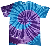 Wholesale Apparel Bulk Cheap Discount Barbados Tie Dye T Shirts Suppliers, Short Sleeve Wholesale