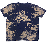 Wholesale Apparel Blank Bulk Cheap Discount Gildan Wholesale Clothing - Short Sleeve Tie-dye T Shirts Apparel, Wholesale, Bulk, Supplier - MSC Distributors -tie_dye_navy_bleach_out