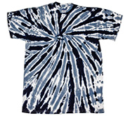 Wholesale Apparel Blank Bulk Cheap Discount Gildan Wholesale Clothing - Tie Dye Apparel Supplier - Short Sleeve Shirts for Men, Women & Kids - TWIST BLACK