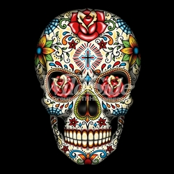 Skull T-Shirts Wholesale Skull T-Shirts - MSC Distributors