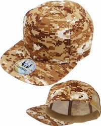 Wholesale Suppliers Wholesalers, Products - Snapback Hats & Hats | Wholesale Caps & Hats - FS-075 100% Cotton Snapback D.Desert