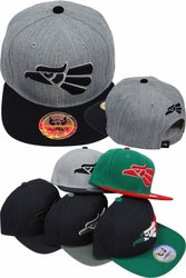 Wholesale Suppliers Wholesalers, Products - Snapback Hats & Hats | Wholesale Caps & Hats - FS-412 Mexico Logo Snapback