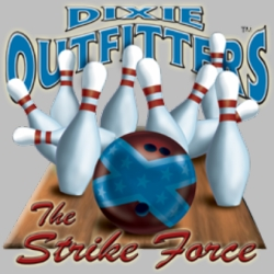 Wholesale Bowling T Shirts - Dixie Outfitters - MSC Distriburors - 5419L