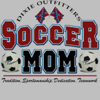 Soccer Mom Dixie T Shirts Suppliers USA Wholesale Gildan - MSC Distriburors - 5472L