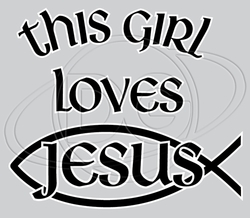 Jesus Girl T-Shirt Supplier, Wholesale Supplier of Funny T-Shirts in Bulk - C-480