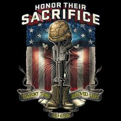 Honor There Sacrifice T Shirts Designs, Apparel, Wholesale, Bulk, Supplier - MSC Distributors