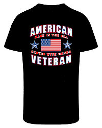 Military T Shirts American Veteran Wholesale Bulk Supplier - MSC Distributors
