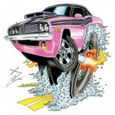 T Shirts Hats Wholesale Bulk Supplier Clothing Apparel Muscle Cars For Sale - a10583g