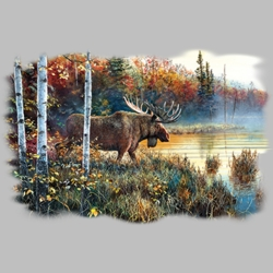 Bulk T-Shirts Wholesale Supplier Wildlife - MSC Distributors