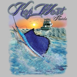 Men's Women's Adult Key West Florida T Shirts Suppliers Wholesale in Bulk - 5829-v2_o_rp-400x400