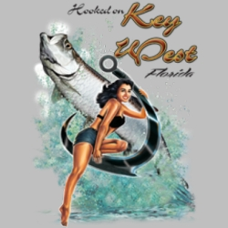 Men's Women's Adult Key West Florida Fishing T Shirts Suppliers Wholesale in Bulk - 6958-v2_o_rp-400x400