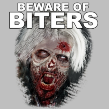 Men's Women's Adult Wholesale Clothing - Custom Personalized Beware of Biters T Shirts Suppliers Wholesale in Bulk - 7430_o_rp-400x400
