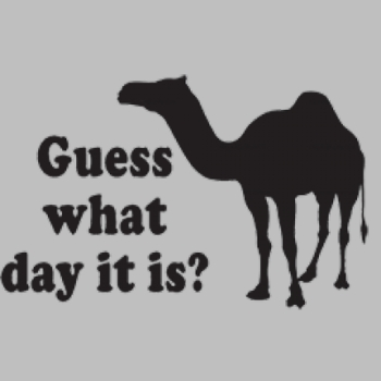 Guess what day it is T Shirts Suppliers Wholesale in Bulk - 7434_o_rp-400x400