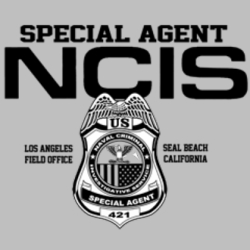 Men's Women's Adult Special agent ncis T Shirts Suppliers Wholesale in Bulk - 7461_o_rp-400x400