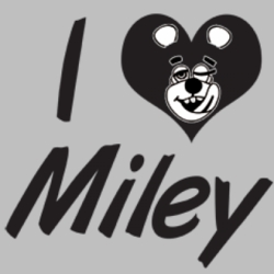 Men's Women's Adult I love Miley T Shirts Suppliers Wholesale in Bulk - 7472_o_rp-400x400