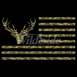 Hunting Deer T-Shirts, Tees, Hats, Patriotic, American Flag, Cheap, Online, Wholesale - 19744