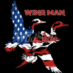 Fashion Patriotic Clothing For Men, Wholesale Bulk Supplier - Duck Hunting T-Shirts, Tees, Hats, Patriotic, American Flag, Cheap, Online, Wholesale - 19885
