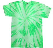 Wholesale Apparel Bulk Cheap Discount Bulk, Apparel - Wholesale T Shirts - Short Sleeve, Tie Dye, Adult, Men's, Women's, Kids - NEON KIWI