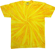Wholesale, Tie Dyes Clothing, Women�s Men's Tie Dyes Apparel - NEON PINEAPPLE