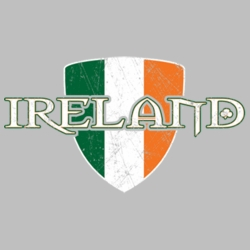 Ireland T Shirts Wholesale Bulk Graphic Printed Suppliers - 08509E4